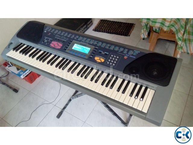Japan Casio WK-1200 Piano 73 Keys  | ClickBD large image 0