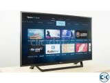 Small image 1 of 5 for Sony Bravia 32 W602D WiFi FHD LED TV | ClickBD