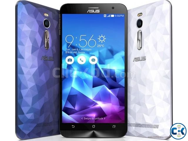 Asus Zenfone 2 Deluxe ZE551ML Brand New Intact  | ClickBD large image 3