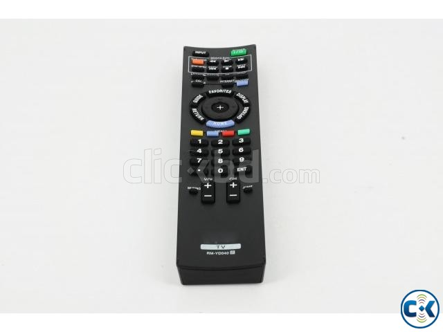 Sony 3D HDTV LED LCD TV Remote Control | ClickBD large image 0