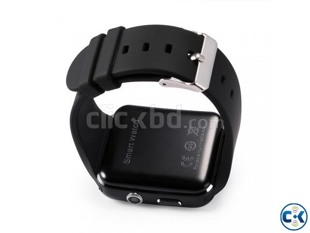 Original X6 watch Phone Original carve display IPS screan in | ClickBD large image 2
