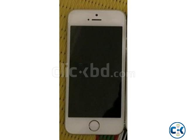 iphone 5s Icloud locked phone | ClickBD large image 0