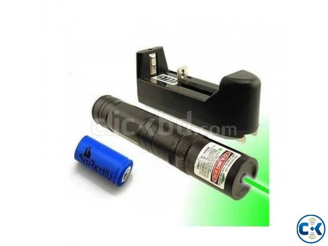 Rechargeable Green Laser intact | ClickBD large image 0