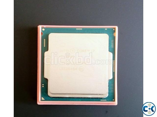 Intel core i7 6700 | ClickBD large image 0