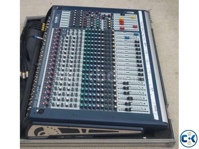 Soundcraft GB-4-24 New Original England Made | ClickBD large image 0