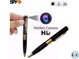 Spy Pen HD Camera with 32GB Memory
