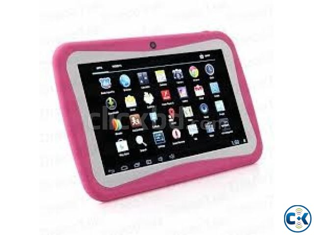 7 inch Wifi Kids tab Pc intact Box 1 year warranty | ClickBD large image 2