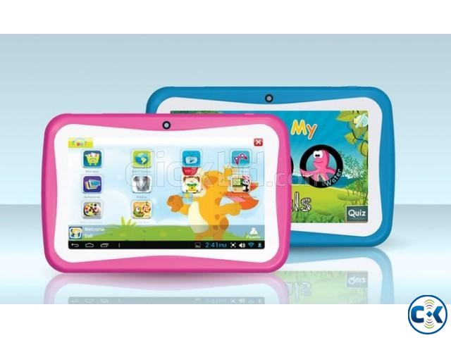 7 inch Wifi Kids tab Pc intact Box 1 year warranty | ClickBD large image 3