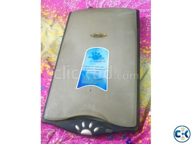 Mustek Flatbed Scanner Faulty  | ClickBD large image 0