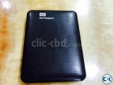 WD - My Passport Slim 500GB
