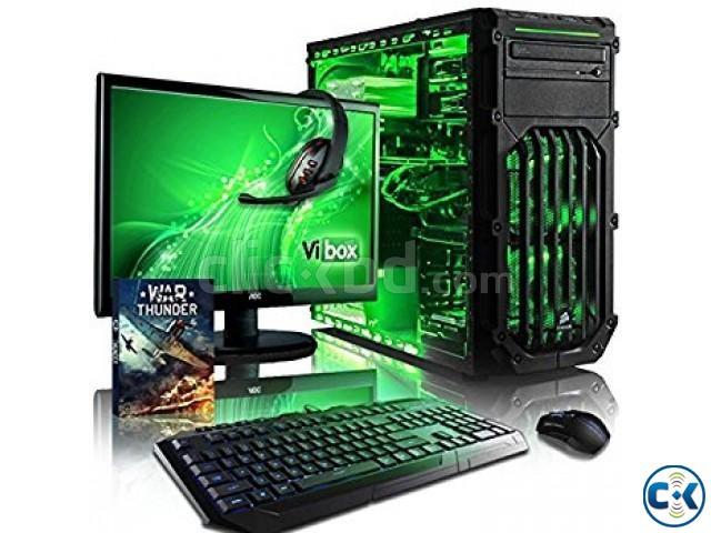 Core i5 2nd Gen 4 320GB 17 Gamer PC | ClickBD