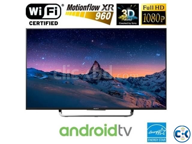 Sony Bravia 43 W800C Smart Android 3D LED TV | ClickBD large image 0