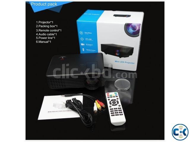 RD805 TV 3D Projectors   ClickBD