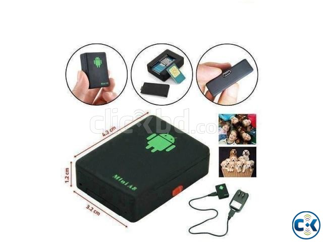 A8 Sim Device With GPS Tracker | ClickBD large image 0
