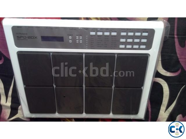 Brand New Roland SPD 20X Intact  | ClickBD large image 3