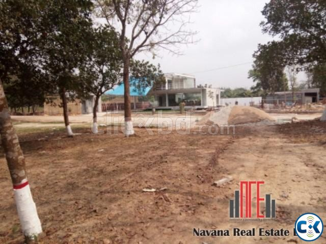 Navana Real Estate plot in Purbacha | ClickBD large image 0