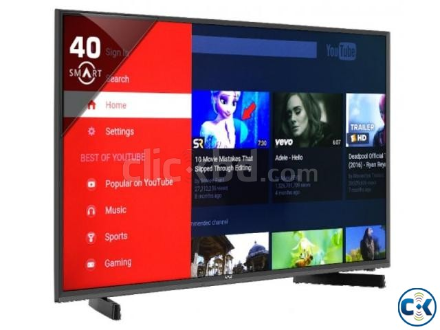 Nice View 40 Android Smart LED TV 5yaer | ClickBD large image 0