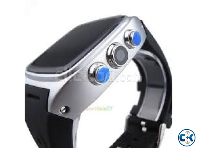 x01 Smart watch android Waterproof | ClickBD large image 2