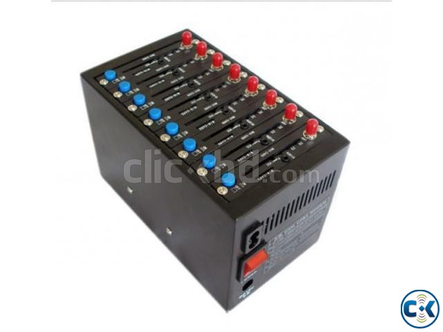 Gsm modem wavecom q2403a gsm gprs sms mms 8 port modem | ClickBD large image 1