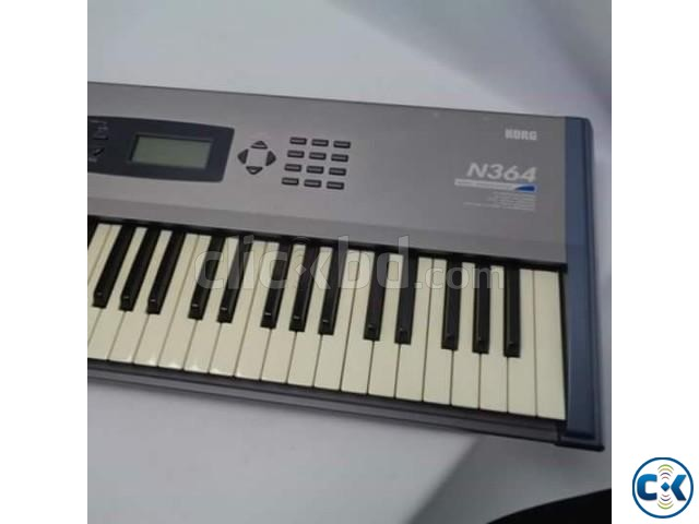 new korg n364 keyboard japan | ClickBD large image 0