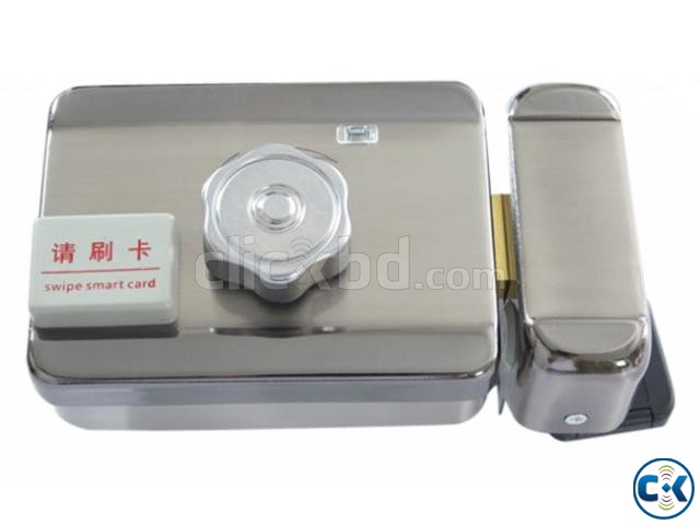 High quality Electronic integrated RFID card lock Double re | ClickBD large image 0