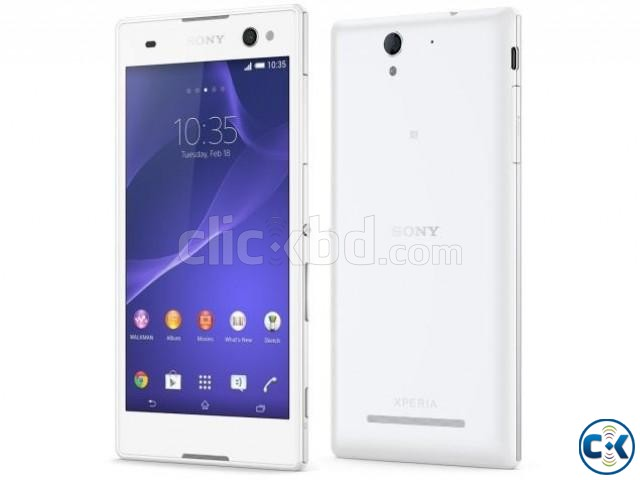sony xperia c3 original intect box | ClickBD large image 0