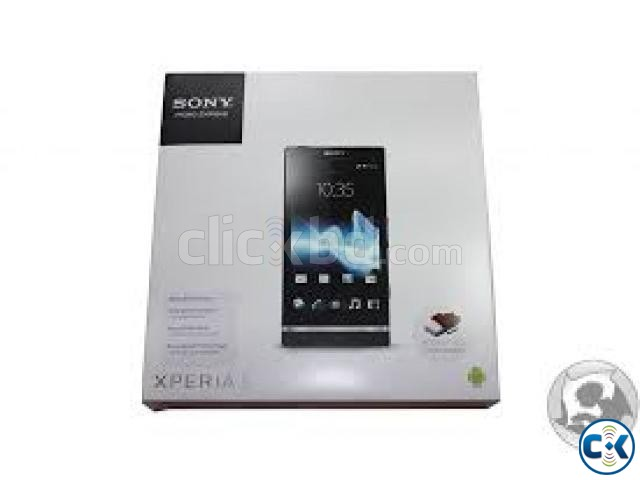 Original sony xperia p intect box | ClickBD large image 2