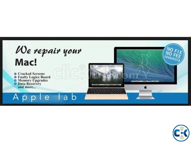 We are experts at fixing all Macs | ClickBD large image 0