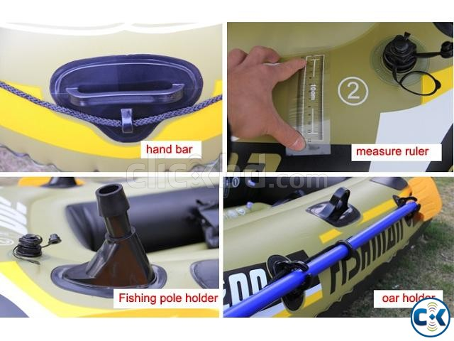 Fishing Boat Inflatable Fishman 100 | ClickBD large image 2