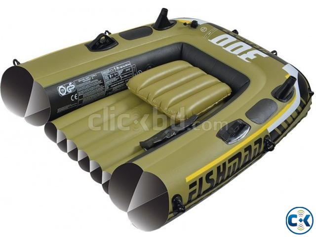 Fishing Boat Inflatable Fishman 100 | ClickBD large image 3