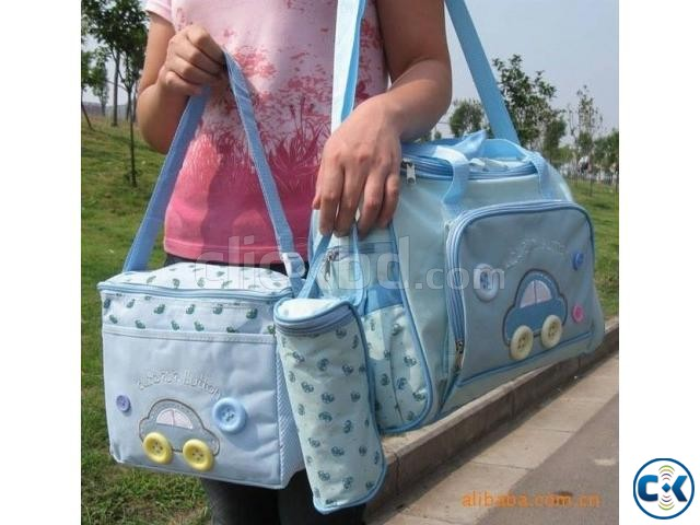 Baby Diaper bag. | ClickBD large image 1