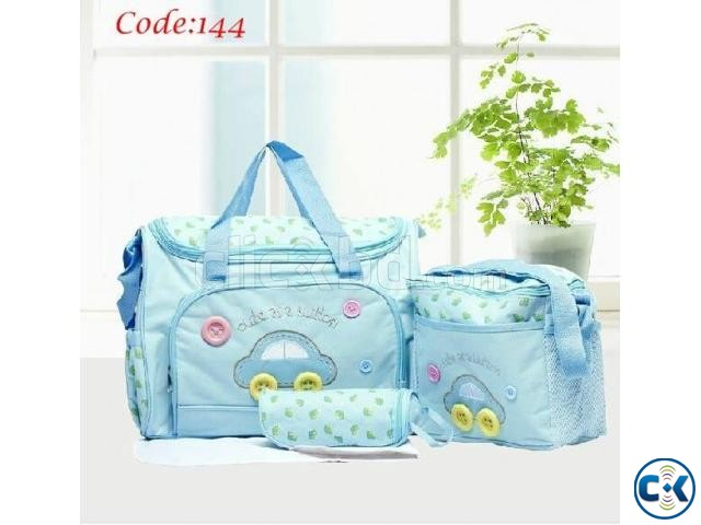 Baby Diaper bag. | ClickBD large image 2