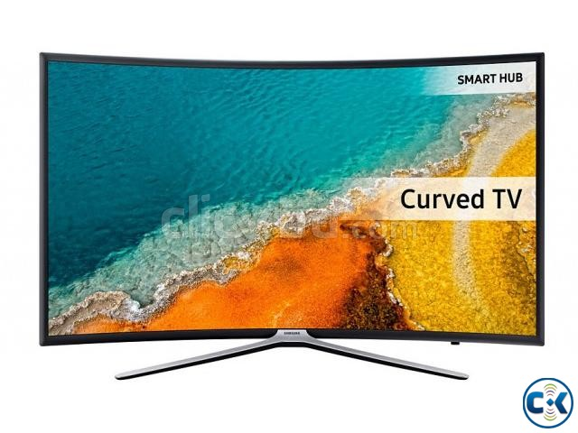 Samsung 55 K6300 Series 6 Wi-Fi FHD Smart Curved LED | ClickBD large image 0