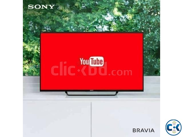 Sony Bravia 55 W652D Smart Screen Mirroring FHD LED TV | ClickBD large image 0