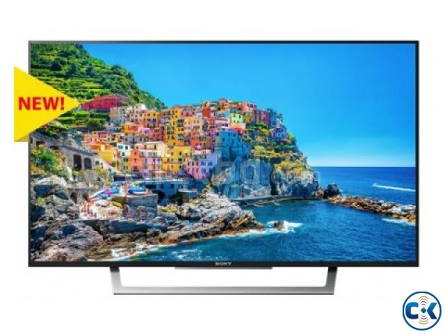 Sony Bravia 55 W652D Smart Screen Mirroring FHD LED TV | ClickBD large image 1