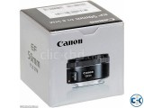 CANON 50mm 1.8mm STM Lens Price Bangladesh