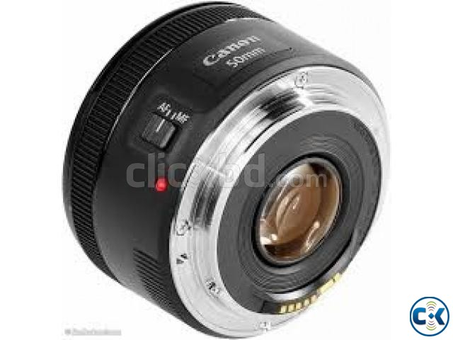 CANON 50mm 1.8mm STM Lens Price Bangladesh | ClickBD large image 2