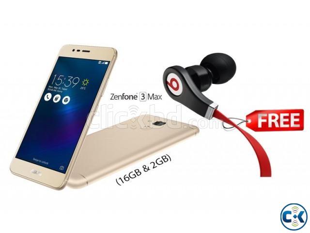 Asus Zenfone 3 Max 16GB 2GB Get Free headphone Sale  | ClickBD
