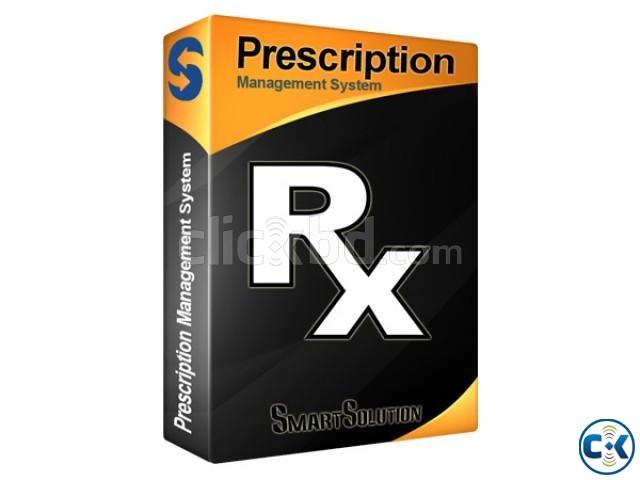 Prescription Management Software   ClickBD large image 0