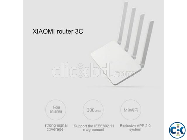 Mi Router 3C Global Intact  | ClickBD large image 3
