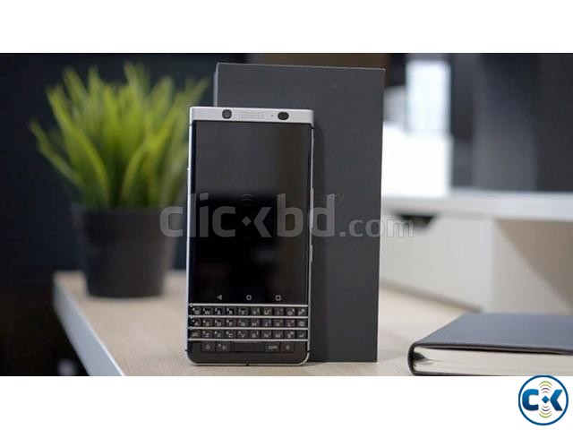 Brand New BlackBerry KEYone Sealed Pack With 1 Yr Warranty | ClickBD large image 1