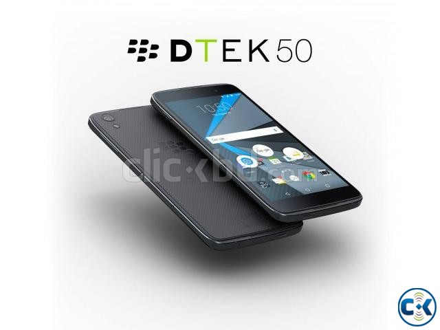 Brand New Blackberry DTEK 50 Sealed Pack With 1 Yr Warranty | ClickBD large image 2