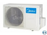 Original Brand Midea AC 1.5 Ton Split Type With Warrenty
