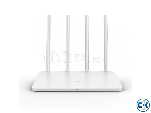 Xiaomi Mi Router 3 AC1200 Wireless Wifi 300 MBPS Router | ClickBD large image 1