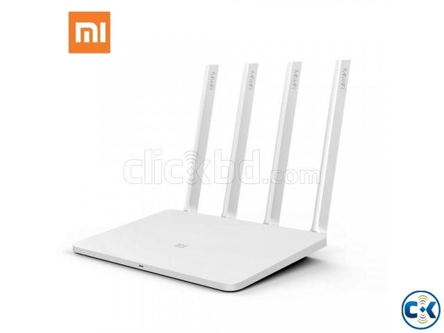 Xiaomi Mi Router 3 AC1200 Wireless Wifi 300 MBPS Router | ClickBD large image 2