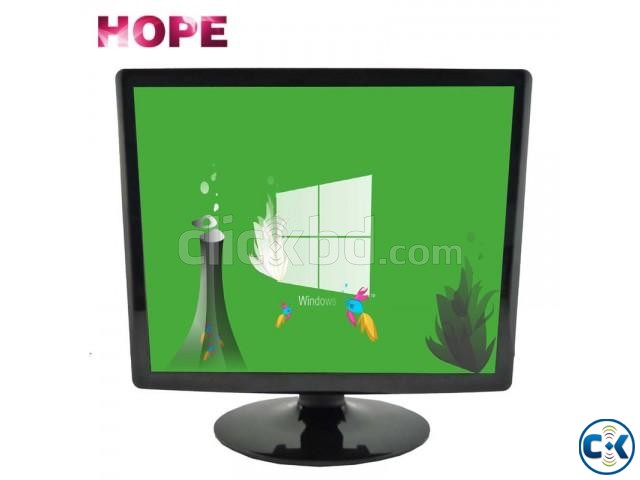 Full HD Brand New 17 LED Monitor 3yaer Warranty | ClickBD large image 1