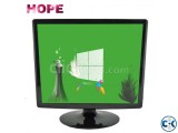 Full HD Brand New 17 LED Monitor 3yaer Warranty