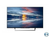 W750D 43'' SMART SONY BRAVIA LED TV