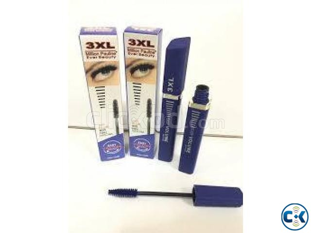 3D fiber lashes MASCARA Rimel Makeup set High Quality | ClickBD large image 0