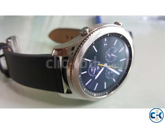 Samsung Gear S3 Classic | ClickBD large image 0